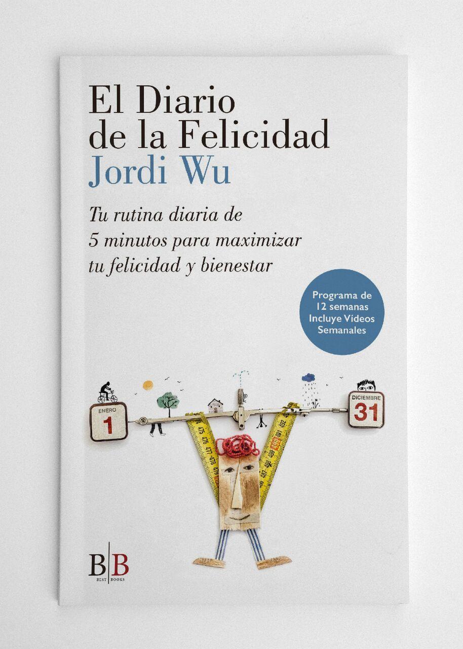 Portada El Diario de la Felicidad